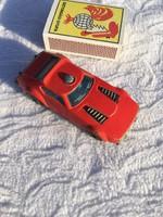 Matchbox N64 Fire Chief - játék autó - fém kocsi - tűzoltó sport autó 1976