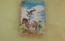 Gábori Miklós:Napfényes Mongólia 1961.