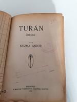 Kozma Andor: Turán (Ősrege)