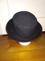 Női gyapjú kalap elegáns fejfedő wool hat