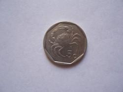 Málta 5 Cents 1998