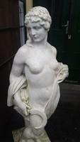 Antik kő női akt szobor