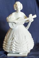 Herendi Déryné szobor
