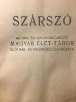SZÁRSZÓ 1943