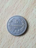 Bulgária 5 Ctotinki 1913