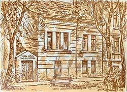 Varga Mátyás: Szeged, városháza