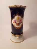 Antik  Meisseni váza az 1920-30-as évekből 14 cm