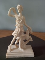 Alabástrom Artemisz görög szobor