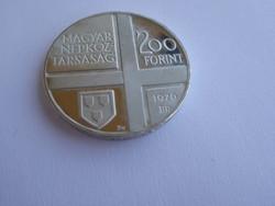 1976 Magyar Festők sor I. - Szinyei Merse Pál 200 forint