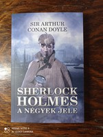 Sir Arthur Conan Doyle - Sherlock Holmes-A négyek jele