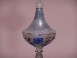 Üveg petróleum lámpa ritkaság