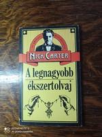 Nick Carter - A legnagyobb ékszertolvaj