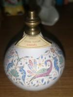 Porcelán parfüm tartó ( Chanel?
