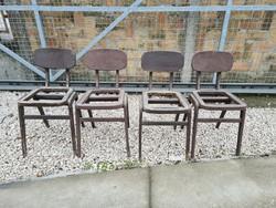 Retro székek 4db