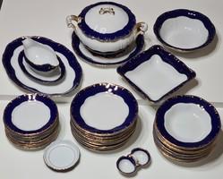 Zsolnay Pompadour III 12 személyes étkészlet , 44 darabos