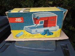 Retro NDK Játék varrógép. Eredeti dobozában !