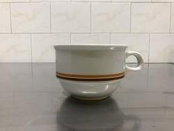 Alföldi barna/sárga csikos kiöntő csésze