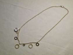 KK852 Dekoratív Ezüst nyaklánc 925