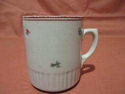 Régi, ritka Zsolnay bögre, csésze