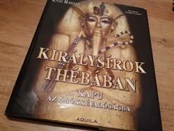 Királysírok Thébában, könyv