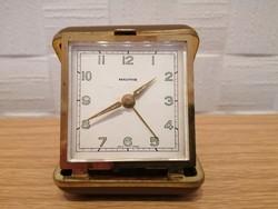 Mauthe márkájú utazó/ébresztő óra