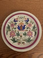 Gyönyörű Hollóházi fali tányér