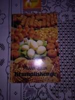 Frank Júlia: Krumpliskönyv - 1991 - retro szakácskönyv