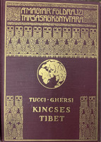 Tucci-Ghersi: Kincses Tibet