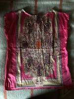 Coexis Collection ujjatlan pink női felső, póló