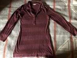 Yessica C&A -s hosszú ujjú csíkos női felső póló
