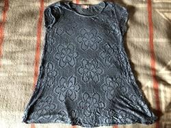 Laura T. classic horgolt női ruha, felső