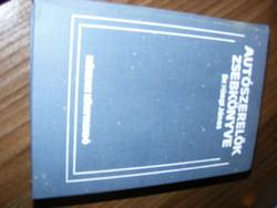 Dr.Hingl János Autószerelők zsebkönyve