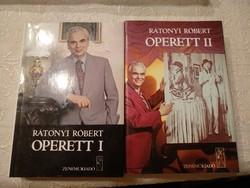 Rátonyi Robert: Operett 1-2, ajánljon!