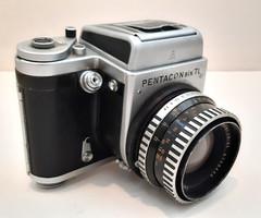 Pentacon six TL fényképezőgép eladó!