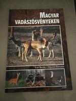 Magyar vadászösvényeken, könyv.