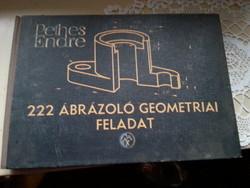 Ábrázoló geometria  1963-s kiadás