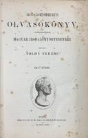 Toldy Ferenc: Irodalom történeti olvasókönyv I-II.