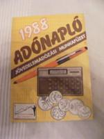 Adónapló 1988