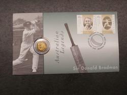 Ausztrália 5 Dollár érmés boríték