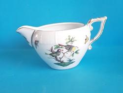 Herendi tejkiöntő teás , Rotschild mintás