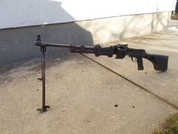 RPD golyószóró, puska hatástalanítva