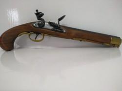 Replika fegyver, pisztoly 40 cm