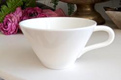 Villeroy & Boch csontporcelán nagy teás csésze