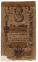 1 forint / gulden 1848 Ritka