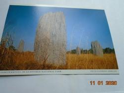 Ausztrália Termesz halom Litchfield Nemzeti Park,Harenberg német kiadó