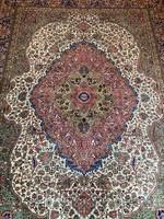 Nagy Méretű Kézi Csomózású Konya Ladik szőnyeg 250x340