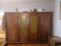Koloniál hálószoba garnitúra