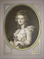 Madame Joly portréja kép