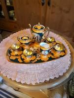 Vintage kávés készlet Friedrich Simon, Karlsbad