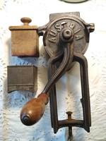 Antik kb. 120 éves diódaráló eladó